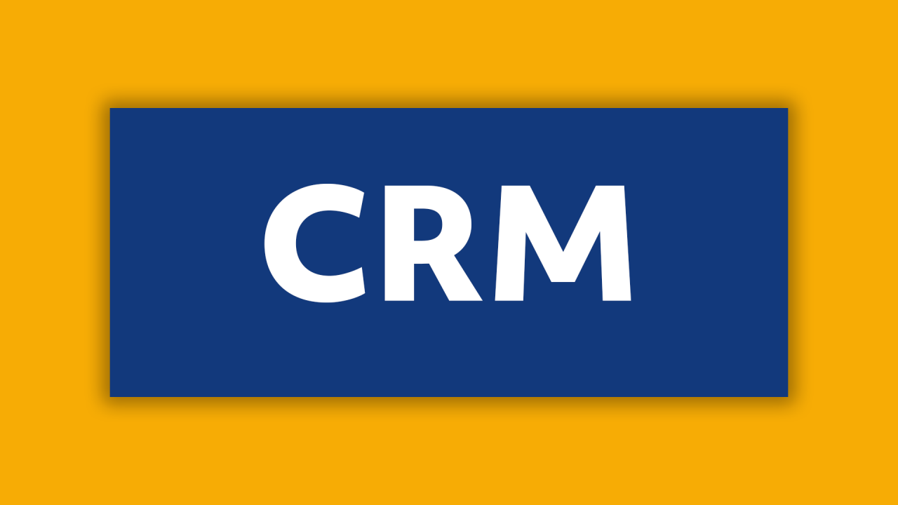 Back to Basics - CRM cover