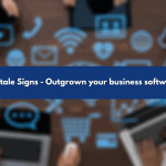 Outgrown business software cover photo