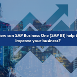 Signum Solutions Blog, How can SAP Business One (SAP B1) help to improve your business?