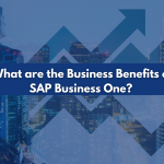 What are the Business Benefits of SAP Business One? Blog cover image